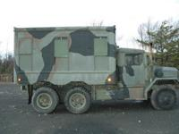 M109A3 for sale in central PA This truck is a 1972 Am