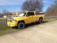 2001 Dodge Ram needs a good home, has papers, potty