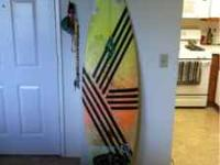 This is used J7 surfboard i had custom shaped. It is