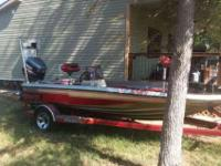 I am selling my Champion boat as I am leaving Texas.