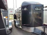 2011 Open Range Livestock Trailer Mid Valley Trailer