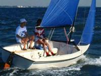 ***PRICE REDUCED***2005 Precision 15 ft. sailboat.