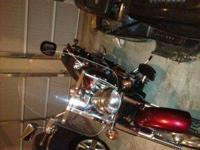 2007 Honda Shadow Sabre (VT1100C2), GARAGE KEPT, MUST