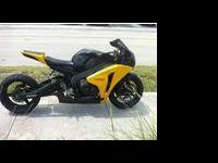 TURBO CBR 1000 RR ,6500 MILES.GARRET T3/T4,TIAL BLOW