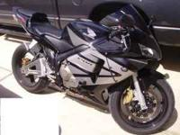 2004 Honda CBR 600RR W/ 2 Jackets and 1 Helmet (VIDEO