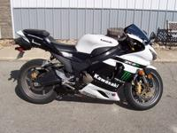 I have for sale a 2005 Kawasaki ZX6R Ninja 636. Only