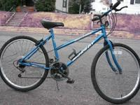 Ladies/Girls Baby Blue 6-Speed Murray Sky Canyon