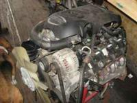 for sale 5.3 engine ...came out of 1999 gmc. wrecked