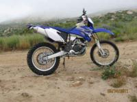 Purchased new February 2011, 2009 Yamaha WR450F - Ryco
