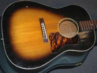 This 1937 Gibson J-35 is in amazing shape, especially