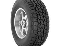 "Quantity of 5 - 325/50/R22 (35"") Nitto Terra Grapplers"