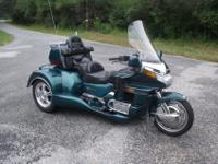 1996 HONDA GOLDWING GL1500 SE ROADSMITH TRIKE!THE