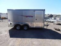 3962 2010 Interstate 14 amp 039 Cargo trailer 75.00