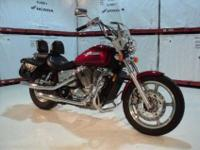 "Here is ANOTHER 2005 Honda VT1100 Shadow ""Spirit""! This"
