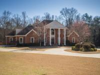 5.5 acre estate in Starr's Mill School District,