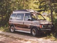 1986 Astro Conversion Van 149k Mark III and custom ...