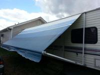 For sale is a 1992 Fleetwood Prowler, 30 feet long. The