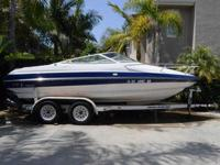 1994 Wellcraft Eclipse 196SC runabout w/ cuddy cabin