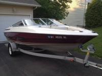 I am selling a 1995 Maxum Boat 19ft with a Force 120