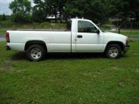 2002 6 cyclinder GMC Sierra Pickup Truck. approx.