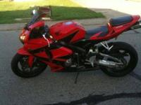 I'm selling my bike because I will be graduating from