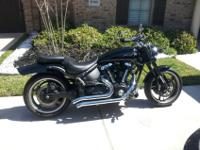 2008 Yamaha road star warrior. Bought it brand new. Has