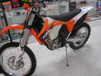 BRAND NEW!! 2011 KTM 250 XC-F Fuel Injected 6 speed