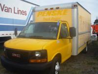 2007 GMC cargo van very nice condition price is right
