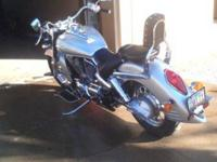 Motorcycle in pristine conditions (showroom condition)