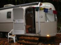 1973 Argosy, made by Airstream, 8? x 24?Excellent