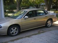 I'm selling my 05 Chevy Impala, It has 119k miles runs