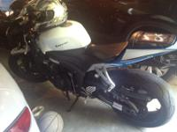 2008 honda cbr 600rr!!!! runs like a beauty!!! price is