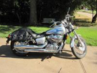 I have a 2008 Honda Shadow Spirit C2 Special edition