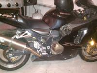 Black 2005 ZX-12R $5,500 O.B.O Ok, you've read the line