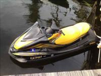 2006 yamaha fx HIGH OUT PUT 160mp, only 170 hours,
