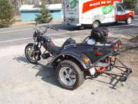 Volkswagon Trike for sale just in time for the warm