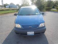 THE VAN IS A 2003 SIENNA CE WITH 146,000 MILES. ONLY