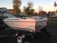 1979 Sea Ray CC200 (Cuddy Cabin) We have been restoring