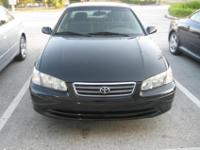 2001 Toyota Camry LE for $5900 @ SOUTHSIDE