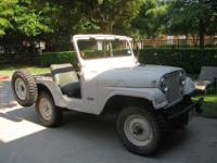 1956 Willys Jeep > This is a fun jeep to have ...It can