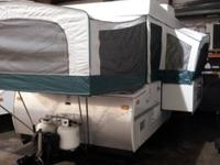 2005 jayco eagle select pop up with slide sleeps 6'