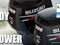 Love your boat, not your motor? Re-Power with Suzuki,
