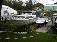 1966 Chris Craft Cavalier 33' $5,995 or BO Very good