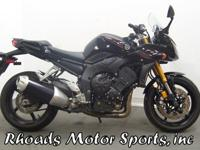 2007 Yamaha FZ1-S/C with 8,180 Miles.This is a nice