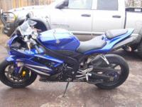 2007 Yamaha R1 it has 18,500 mile all adult ridden i am
