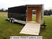 Enclosed Multi Purpose TrailerSGC Multi Purpose Trailer