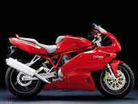 2007 DUCATI SUPERSPORT 800, Red, entry to the ducati