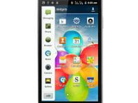 -Brand New In Box / Opened / Android Nixxus s4 -5""