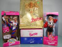 All Barbies are new in box: Elizabethan Queen -1994,