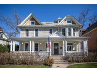 Fall in love with this Merriam Park classic! Old St.